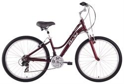 Женский велосипед Del SolLxi 6.1 ST, Shiny Ruby, 14 - фото 6906
