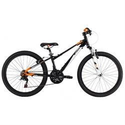 """Юниорский велосипед HAROFlightline 24"""",  Black/Orange (распродано) - фото 6915"""