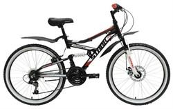 Подростковый велосипед Stark Striky Disk, 24'' (распродано) - фото 6921