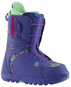Ботинки Burton Mint, Purple/print - фото 6935