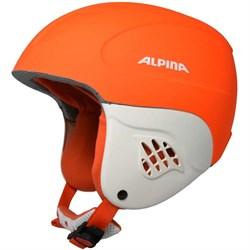 Детский шлем AlpinaJUNIOR CARAT L.E. , Orange Race Matt (распродано) - фото 6965