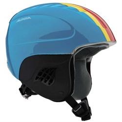 Детский шлем, Alpina JUNIOR CARAT, Red/Blue Asym (распродано) - фото 6970