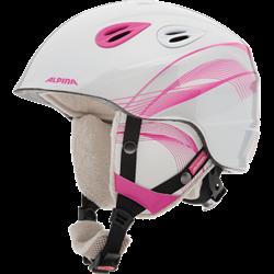 Детский шлем Alpina GRAP 2.0 JR, pink prosecco (распродано) - фото 6989