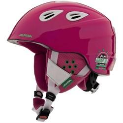 Детский шлем Alpina GRAP 2.0 JR, pink white (распродано) - фото 6991
