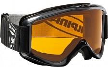 Маска горнолыжная ALPINA PANOMA L40 PANOMA  Magnetic black matt/QL S1 + SL black (распродано) - фото 7000