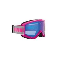 Маска горнолыжная Alpina SMASH 2.0 L40, MM pink/MM blue S2 - фото 7001
