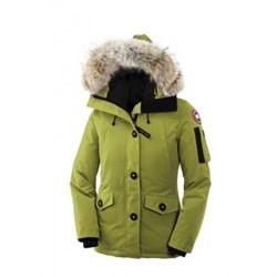 Женская куртка Canada GooseMONTEBELLO PARKA Green Tea - фото 7050