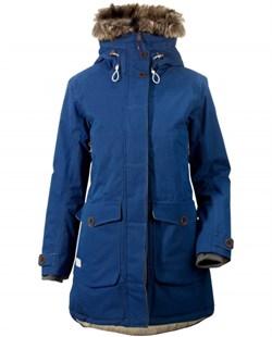 Женская куртка Didriksons FREJA (432, глубокий синий) - фото 7350