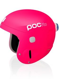 Детский шлем POC POCito Helmet Pink (распродано) - фото 7514