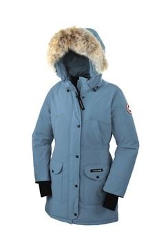 Женская куртка Canada Goose Trillium Parka Ocean - фото 7736