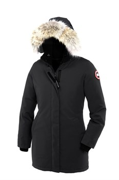 Женская куртка Canada Goose Victoria PARKA Black - фото 7751
