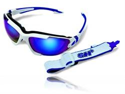 Очки SH+ RG 4001 white/blue - фото 8202