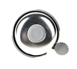 Звонок алюминиевый Vinca, silver - фото 8595