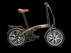 """Складной велосипед Stark Jam 20"""", коричнево-серый (распродано) - фото 8648"""