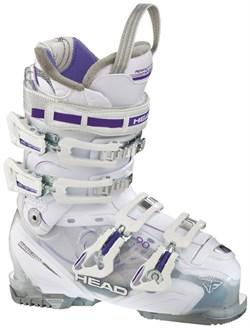 Горнолыжные ботинки HEAD Adapt Edge 90x W Tspr/white (604138) - фото 9191