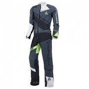 Детский спусковой костюм Fischer Racing Suit race suit JR print, G19117