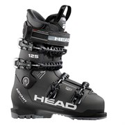 Горнолыжные ботинки Head Advant Edge 125S, anthracite-black