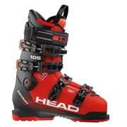 Горнолыжные ботинки HEAD Advant Edge 105, black/red