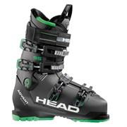 Горнолыжные ботинки Head Advant Edge 95, black-green