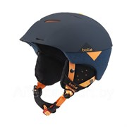Горнолыжный шлем Bolle SYNERGY, SOFT NAVY/ORANGE