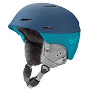 Горнолыжный шлем Bolle MILLENIUM SOFT, BLUE/GREEN