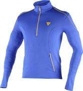 Женский флис DaineseFleece Lady Small Zip E1 Sky-Blue/Fuchsia-Purple