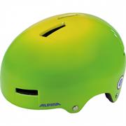Велошлем (парковый) Alpina 2018 AIRTIME green spot