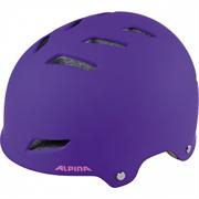 Велошлем (парковый)Alpina 2018 Park jr. purple