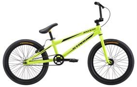Трюковой велосипед Stark Madness BMX Race, жёлтый/чёрный