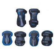 Комплект защиты Globber Junior Set, Blue
