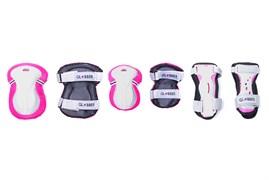 Комплект защиты Globber Junior Set, Pink