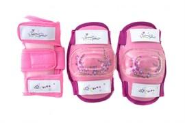 Комплект детской защиты 3 в 1 Vinca VP 32, pink