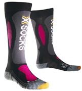 Носки Женские X-SOCKS SKI CARVING SILVER B117