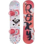 Сноуборд комплект ROXY POPPY PACKAGE