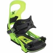 Крепления для сноуборда BENT METAL LOGIC green