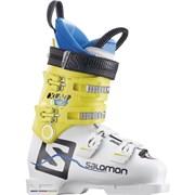 Горнолыжные ботинки Salomon X Lab 90, white-yellow
