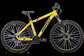 Велосипед ASPECT STIMUL 29 желтый