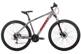 Велосипед ASPECT STIMUL 29 серо красный