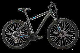 Велосипед ASPECT STIMUL 27.5 черный