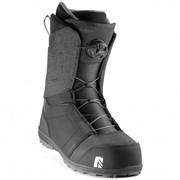 Ботинки для сноуборда NIDECKER Aero Black 19-20