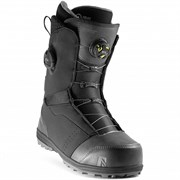 Ботинки для сноуборда NIDECKER Triton Black 19-20