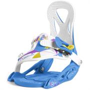 Детские сноубордические крепления NIDECKER Magic 2018-19