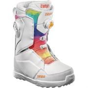 Ботинки для сноуборда Thirtytwo Lashed Double Boa W white 19-20