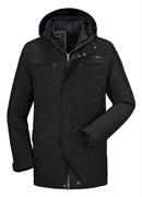 Мужская куртка SCHOFFEL 3in Jacket Groningen утепленная 9990