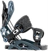 Сноубордические крепления FLOW FUSE-GT Black 18