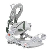 Крепления для сноуборда SP Core - grey/olive
