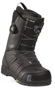 Горнолыжные ботинки SALOMON S/MAX 110 Black/Acid Green/Wh