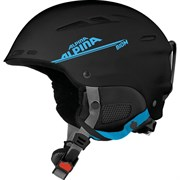 Шлем Alpina BIOM black cyan 54-58