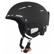 Горнолыжный шлем Alpina BIOM, black matt 58-62