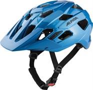 Шлем велосипедный Alpina Anzana True/Blue Gloss 57-61